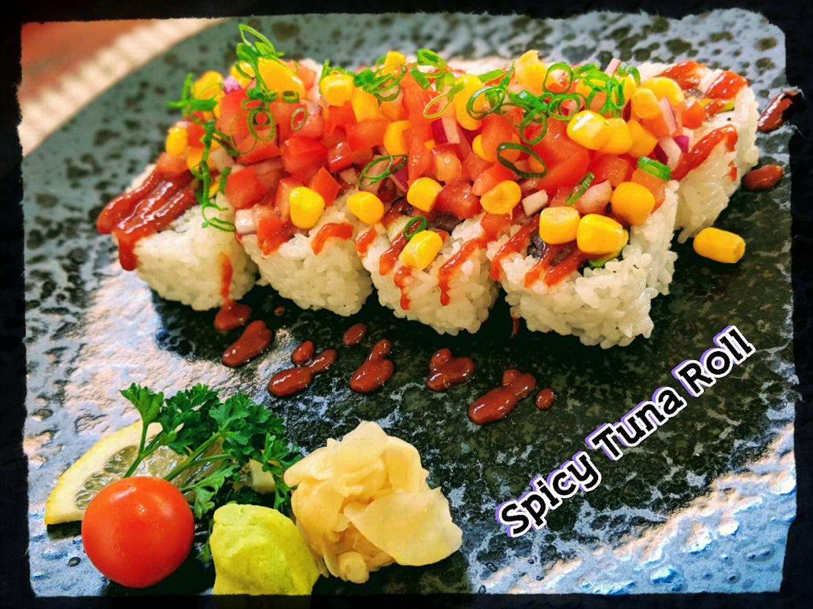 Spicy Tuna Roll Hachi Kichi