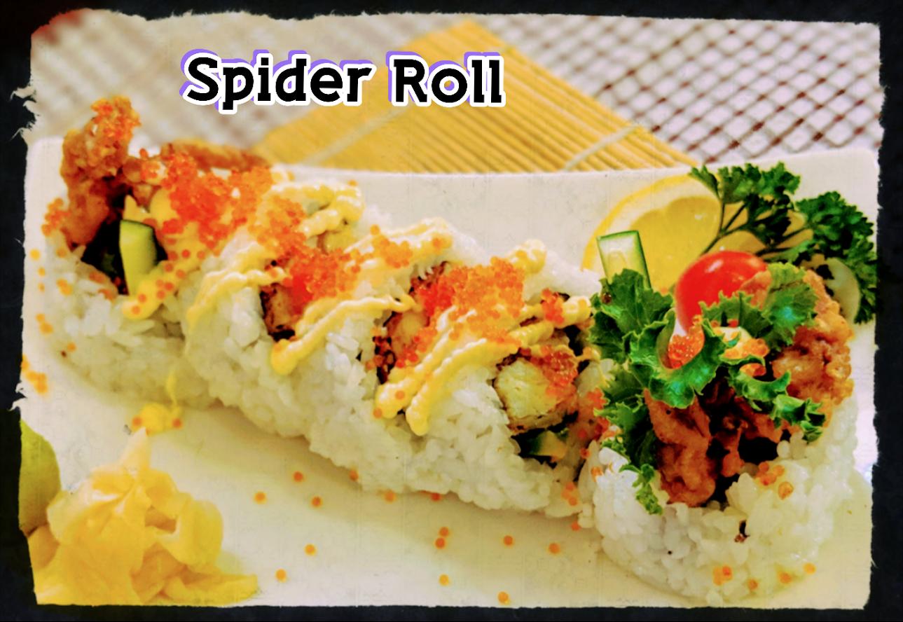 Spider Roll Hachi Kichi