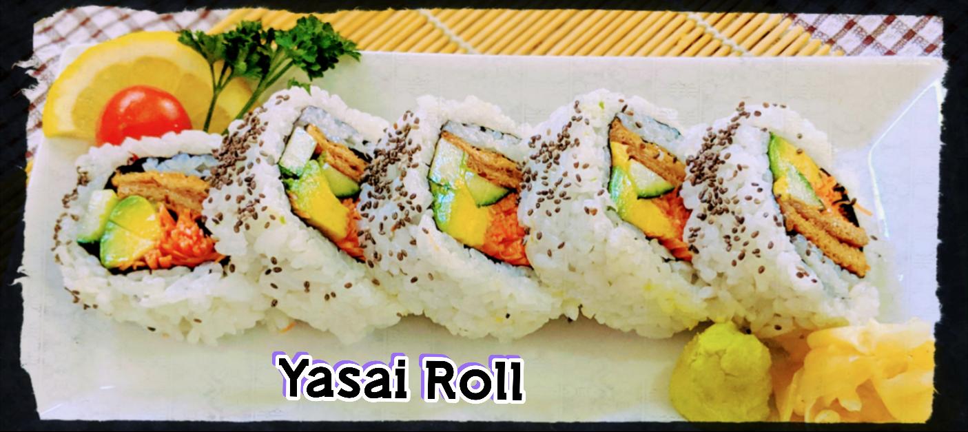 Yasai Roll Hachi Kichi